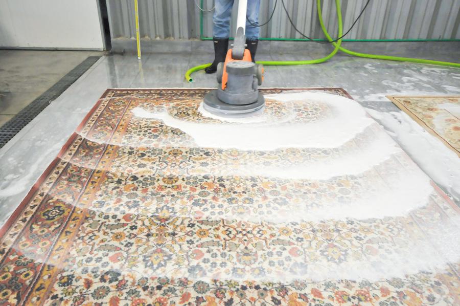 καθαρισμός χαλιών CleanCarpets